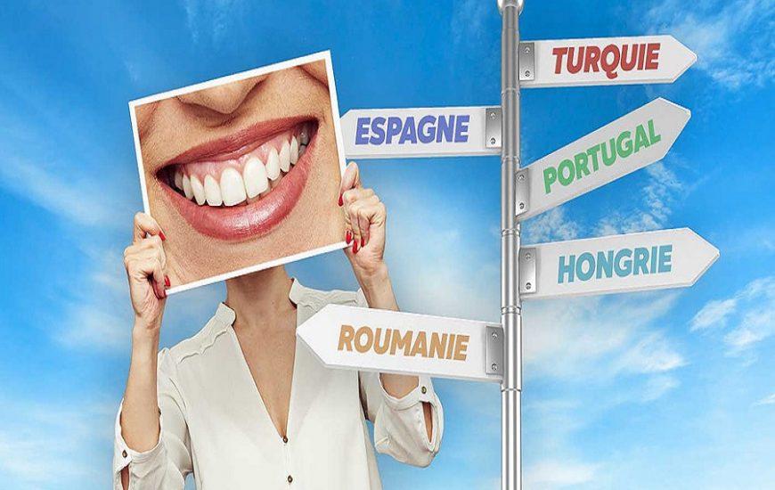Tourisme dentaire _ les pays qui ont les meilleurs dentistes de toute l'Europe